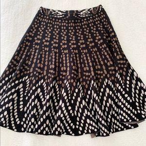 BCBGmaxazria flare skirt